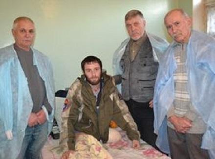 """""""Денег не было. Мне сказали: на блокпосту на кормежку можно заработать"""", - боевик из Славянска сдался СБУ - Цензор.НЕТ 8500"""