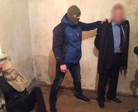 Инсценировка похищения Алексея Гончаренко