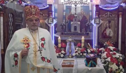 Священник Павло Горуйко