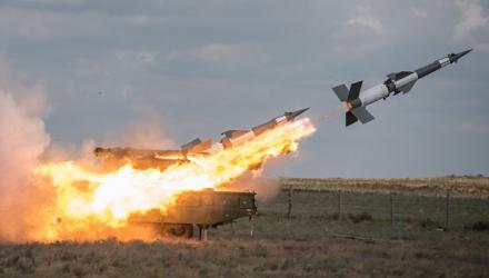 Зенитный ракетный комплекс Печора-2М