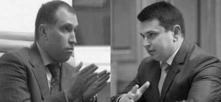 Вадим Альперин и Артем Сытник