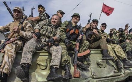 Оккупанты перебросили в район Авдеевки свежее «пушечное мясо» с минометами