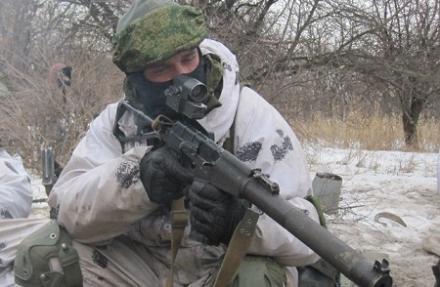 Бои местного значения. Спецназ оккупантов «оформляет» новоазовских боевиков в «груз 200»
