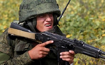 Оккупант, свихнувшийся от войны, расстрелял мирных жителей