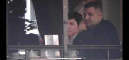 Александр Грановский и Татьяна Слипачук