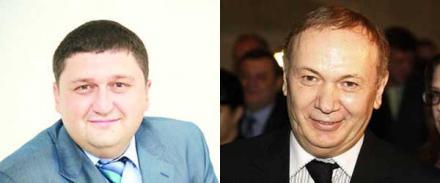 Алексанндр Коротков и Юрий Иванющенко