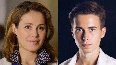 Наталья Королевская и Ростислав Солод