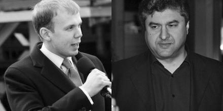 Сергей Курченко и Олег Мкртчан