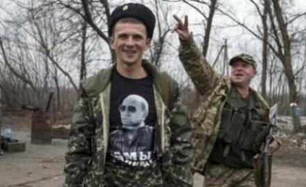 Под Дебальцево вооруженные мародеры «русского мира» обирают местное население до нитки
