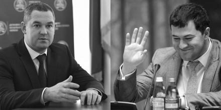 Мирослав Продан и Роман Насиров