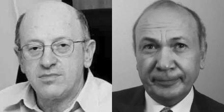 Юрий Родин и Юрий Иванющенко