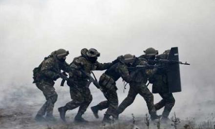 Спецназ оккупантов «по-братски» покалечил около взвода новоазовских боевиков