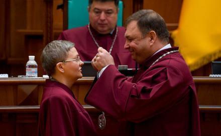 судья Ирина Завгородняя