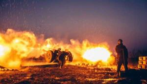 Террористы обстреливают Авдеевку.