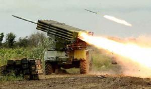 Российские артиллеристы, сдавая экзамены, безбоязненно расстреливают украинские города