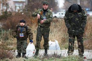 В страхе перед «ползучим наступлением ВСУ» оккупанты стягивают на передовую все резервы