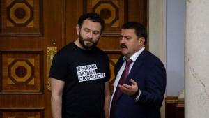 Александр Дубинский и Андрей Деркач
