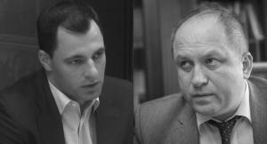 Максим Глущенко и Александр Зайцев