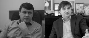 Вадим Ивченко и Юрий Бондарчук