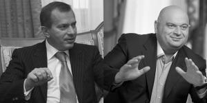 Андрей Клюев и Николай Злочевский