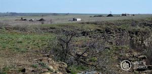 Нелегальная добыча угля в региональном ландшафтном парке «Зуевский»
