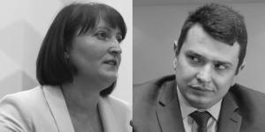 Наталья Корчак и Артем Сытник