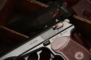 пистолет системы Макарова