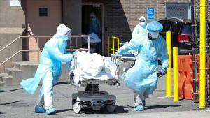 Пандемия в США