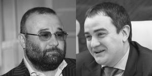 Александр Петровский-Нареклешвили и Андрей Павелко