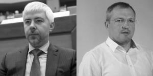 Александр Репкин и Руслан Божко