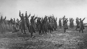 Русские солдаты сдаются