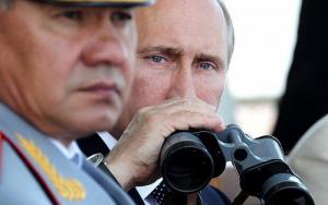 Сергей Шойгу и Владимир Путин