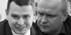 Артем Сытник и Павел Демчина