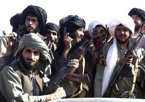 Боевики движения Талибан