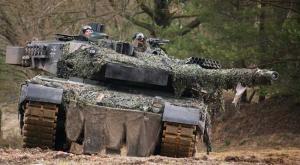 танк Леопард-2
