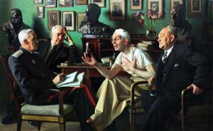Сергей Юдин (в центре)