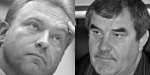 Василий Волга и Александр Бобков